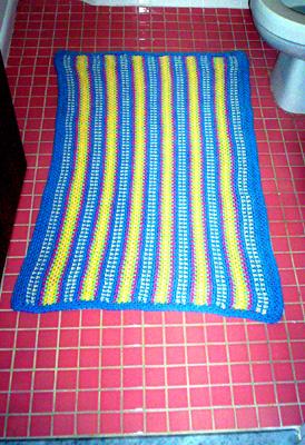 Free Knitting Patterns - Classic Afghan & Throw Knitting